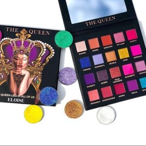 """ELOISE """"THE QUEEN LIES IN ALL OF US"""" eye palette"""